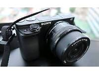 4 month old Sony a6300 brilliant condition