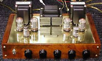 Tube amps repaired