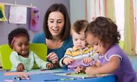 assisant daycare worker looking for work full time