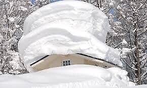 Selling your home this winter ? Have you considered snow removal