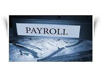PAYROLL PAYE SAGE experienced person for accountancy firm