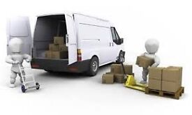 Best House & Office Moving Man/ Van Removal Bike Piano Mover Luton Delivery Driver Rubbish Clearance