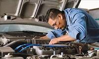 AUTO - MECHANIC, needs position with LMO LMIA