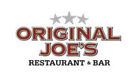 Original Joe's Okotoks is Now Hiring Servers