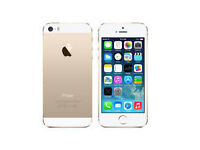 Apple iphone 5s 16gb, Gold , boxed & sealed Unopened, use with Any Sim, Brand New