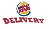 Burger King Independent Delivery Service / My-Delivery.ca