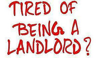 Tired Of Being a Landlord? We Can Help!