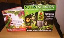 Sealed NutriInfusion 700 Package with free nutrition book! Fairfield West Fairfield Area Preview