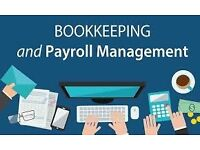 BOOKKEEPING & PAYROLL SERVICES at affordable fees, from Northwest to London