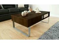 Aspen Lift up coffee table with storage *As New*