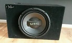 INFINITY XL SERIES 15OO WATTS SUBWOOFER