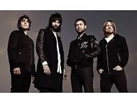 2 cost price tickets to see kasabian, O2 London