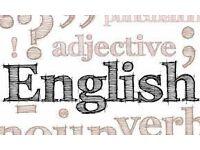 English Tutor for 11+, KS3-KS5