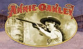 Annie Oakleys Bullseye