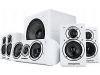 Wharfedale DX-1 HCP home cinema speakers