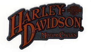 Harley davidson window decals