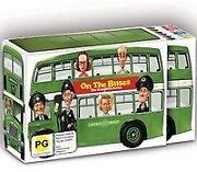 On The Buses Complete DVD