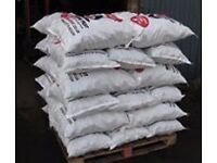 Burning Peat 35 x 20kg sacks 1 pallet (700kg) Coal and Logs Alternative