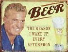 Tin Beer Signs