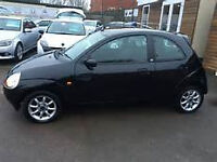 2007 FORD KA 3 DOOR HATCHBACK, AIRCON, C/D PLAYER, NEW CAMBELT. LONG MOT.