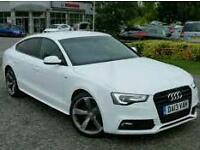 Audi a5 breaking