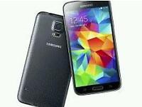 Samsung s5 unlocked with tempered glass