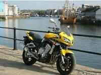 Wanted Yamaha Fazer