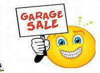 Annual New Hamburg Garage Sale this coming Weekend