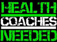 Health Coaches Needed (No education/experience required)