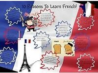 French classes- QTS qualified tutor available for as little as £15 an hour