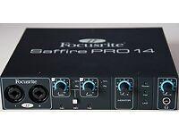 Focusrite Saffire Pro 14