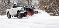 snow shovels and plowers