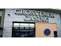 Food & Beverage Team Leader - Grosvenor Casino Stoke