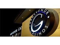 Food & Beverage Host - Grosvenor Casino Reading South (Rose Kiln Lane)