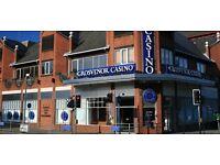 Food & Beverage Team Leader - Grosvenor Casino Reading Central