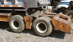 Looking For 10.00 X 15 Older Lowbed Tires Regina Regina Area image 1