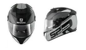 Shark Speed R motorcycle helmet.