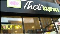 Thai Express – HIRING: IMMEDIATE MALE CHEF