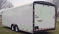 Empty Trailer to BC