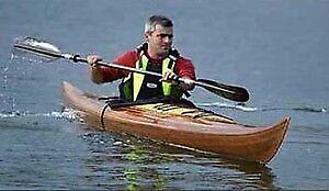 "17' ""Courier"" Cedar Strip Kayak Kits"