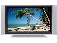"LG RZ42PX11 42"" plasma television - Excellent condition - original remote"