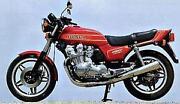 Honda CB 750 Boldor
