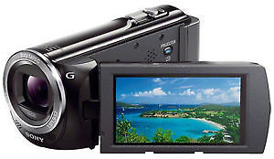 Sony HDR -PJ380 camcorder