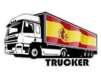 Lorry Driver Available