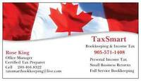 TaxSmart Accounting Services