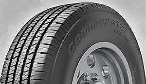 """NEW"" BF GOODRICH LT275/70R-18 COMMERCIAL T/A ALL SEASON 10 PLY"