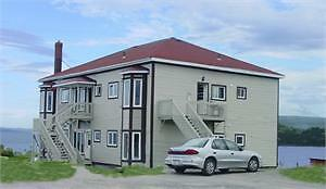 Marine Dr, Clarenville - 3BR  H/L Inc - Ocean Views -  Unit 12