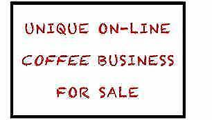 On-line Store Coffee Industry  Work from Home NOT A CAFE