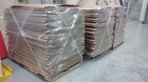 3 & 4 wall High Quality GAYLORD Boxes FOR SALE