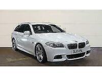 2012 BMW 5 Series 2.0 525d M Sport Touring 5dr Estate Diesel Automatic